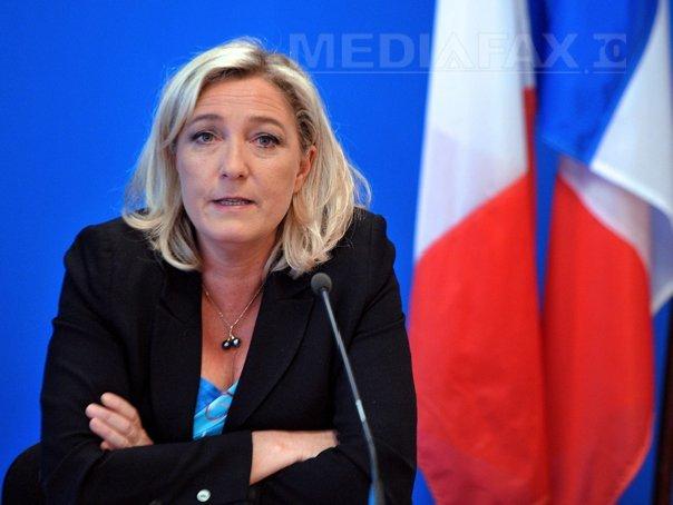 Imaginea articolului Parlamentul European va începe procedurile pentru ridicarea imunităţii lui Marine Le Pen