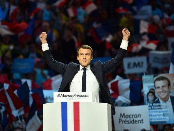 Imaginea articolului Emmanuel Macron, dat câştigător al preşedinţiei Franţei. Rezultatele primului sondaj realizat după turul I al alegerilor