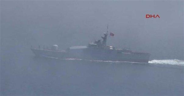 Imaginea articolului Coliziune, în Marea Neagră, între o navă militară rusă şi un vas cargo/ Nava rusă s-a SCUFUNDAT
