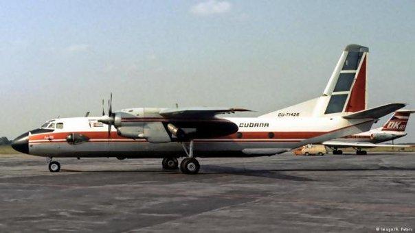 Imaginea articolului Opt persoane, decedate în urma prăbuşirii unui avion militar în Cuba
