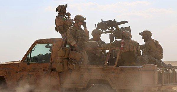 Imaginea articolului Trupe americane, desfăşurate în Siria pentru a opri luptele dintre aliaţii turci şi kurzi ai SUA