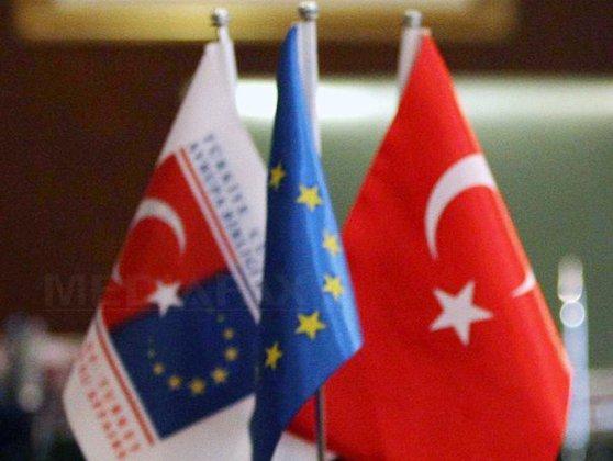 Imaginea articolului Înalţi oficiali ai Uniunii Europene se vor întâlni cu preşedintele Turciei pe 25 mai