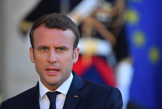 Imaginea articolului Vladimir Putin se va întâlni cu Emmanuel Macron la Paris pe 29 mai