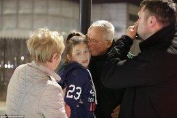 EXPLOZIE pe Manchester Arena, la concertul Arianei Grande: Copii, printre cei 22 morţi şi 59 de răniţi. Poliţia anchetează un ATAC TERORIST - GALERIE FOTO, VIDEO
