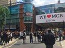Imaginea articolului BREAKING. Un nou INCIDENT în Manchester. Bubuitură puternică la un centru comercial din centrul oraşului: Poliţia a evacuat zona