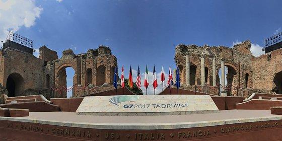 Imaginea articolului Liderii G7 se întâlnesc în Sicilia pentru a discuta despre comerţ, terorism şi schimbările climatice