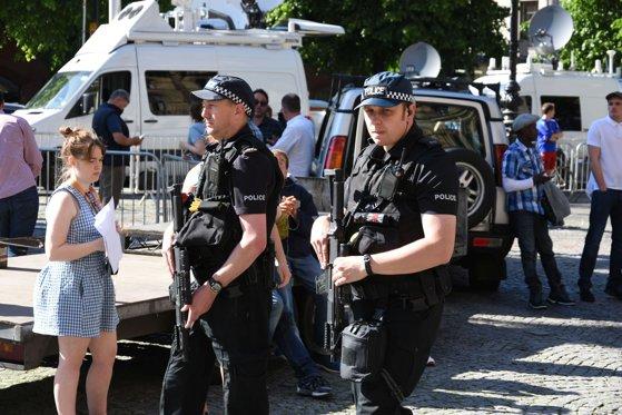 Imaginea articolului ATACUL din Manchester: Încă un bărbat a fost arestat. Numărul indivizilor reţinuţi a ajuns la nouă