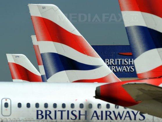 Imaginea articolului British Airways îşi propune să reia majoritatea zborurilor britanice după prăbuşirea sistemului informatic