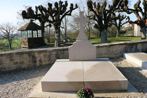 Imaginea articolului FOTO Mormântul lui Charles de Gaulle a fost vandalizat