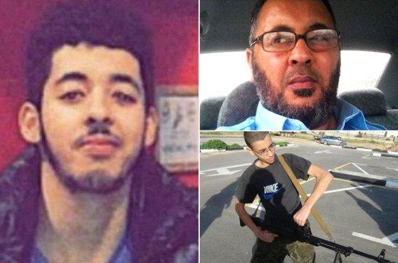 Imaginea articolului FOTO Au apărut în presă imagini cu atacatorul din Manchester, surprinse cu câteva minute înainte de atac