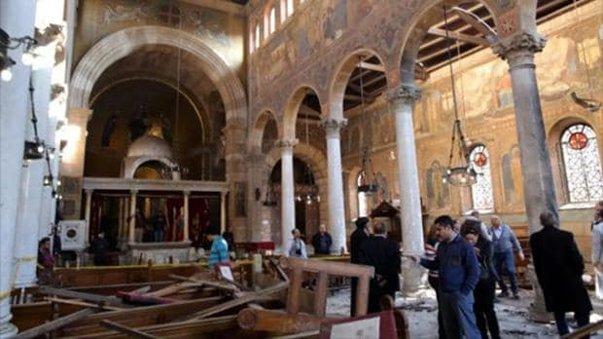 Imaginea articolului Creştinii de rit copt acuză guvernul egiptean pentru eşecul de a-i proteja