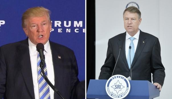 Declaraţii diferite despre vize la conferinţa comună a preşedinţilor SUA-România. Donald Trump: Nu am discutat despre Visa Waiver/ Klaus Iohannis: Am menţionat problema şi sperăm să avansăm