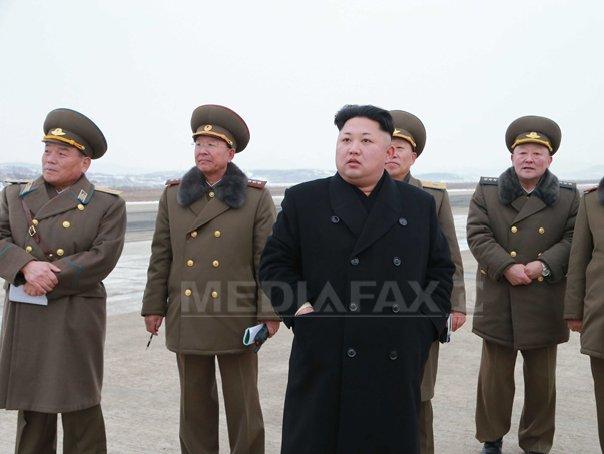 Coreea de Nord va efectua în curând un nou test cu rachetă balistică, anunţă presa de la Phenian