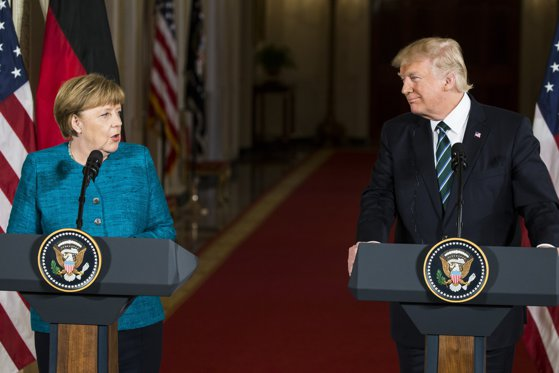 Imaginea articolului The New York Times: Statele Unite sunt în retragere, dar Uniunea Europeană merge înainte/ Zona euro nu s-a destrămat, iar ieşirea Marii Britanii este percepută acum ca fiind o oportunitate