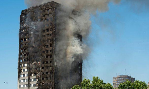 Incendiul de la Grenfell Tower. Poliţia a anunţat că bilanţul incendiului a ajuns la 79 de morţi