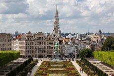 Imaginea articolului Operaţiune a poliţiei în centrul Bruxellesului, în cadrul unei alerte de tip terorist. Individ care avea asupra sa o centură explozivă, împuşcat de poliţişti