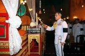 Regele Thailandei, ÎMPUŞCAT cu un pistol de jucărie de doi adolescenţi din Germania!