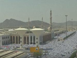 ATENTAT dejucat la Mecca. Un bărbat s-a aruncat în aer…
