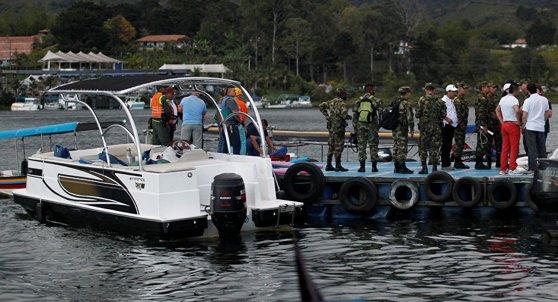 Imaginea articolului TRAGEDIE într-o staţiune turistică din Columbia: Şase morţi şi 16 persoane date dispărute, după ce o ambarcaţiune de agrement s-a scufundat