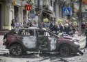 Imaginea articolului ATAC cu bombă la Kiev. Un colonel din serviciul de informaţii ucrainene, ucis