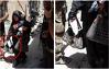 Imaginea articolului Imagini CUTREMURĂTOARE cu o femeie care ţine în braţe un bebeluş, cu doar câteva clipe înainte de a DETONA o BOMBĂ