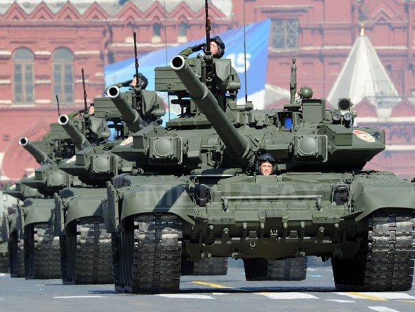 Imaginea articolului Rusia va exporta în Irak un număr mare de tancuri T-90S/SK