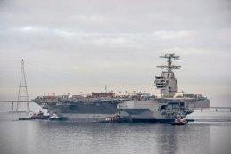 INCIDENT în  Golful Persic: O navă militară americană a tras focuri de avertisment spre un vas iranian
