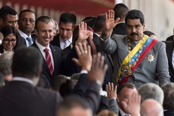 Imaginea articolului Statele Unite sancţionează 13 oficiali ai puterii din Venezuela