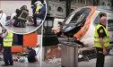 Imaginea articolului Accident feroviar în centrul Barcelonei |54 de răniţi, dintre care unul în stare gravă/ MAE verifică dacă printre aceştia sunt şi români/ Trenul nu ar fi frânat la intrarea în staţie | VIDEO, FOTO