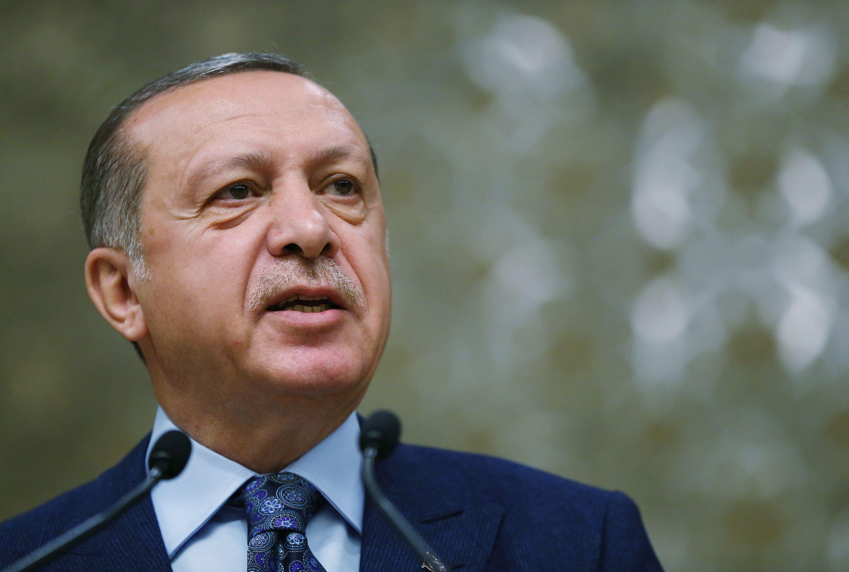 Recep Tayyip Erdogan: Relaţiile Turciei cu Berlinul se vor îmbunătăţi după alegerile germane