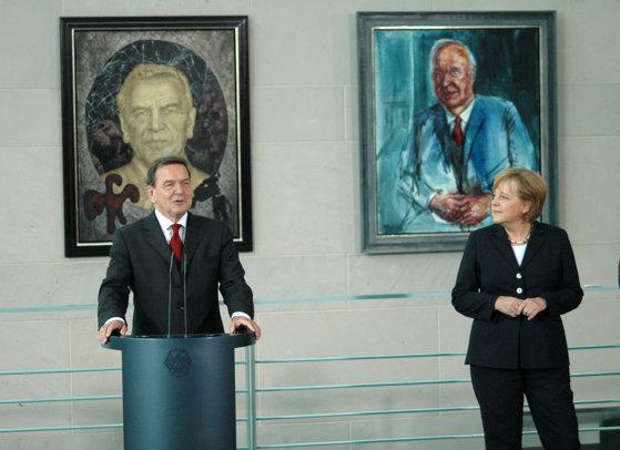 Imaginea articolului Fost cancelar german, numit în fruntea celei mai mari companii petroliere din Rusia