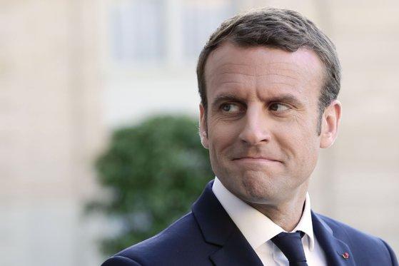 Imaginea articolului La doar 100 de zile de la începerea mandatului, peste 60% dintre cetăţenii francezi sunt nemulţumiţi de politicile lui Emmanuel Macron