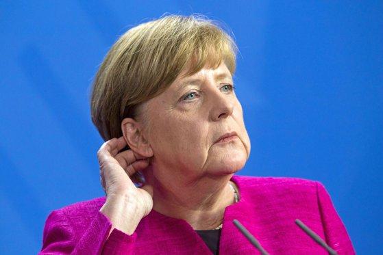 """Imaginea articolului Angela Merkel critică Statele Unite şi Coreea de Nord, cerând soluţionarea crizei pe cale paşnică: """"Putem evita o catastrofă"""""""