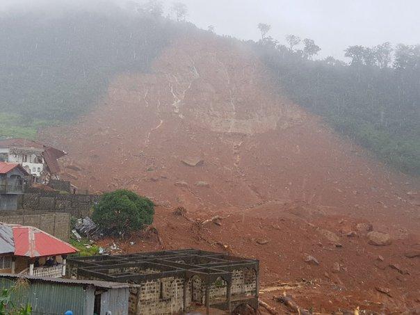 Imaginea articolului Amnesty International: Lipsa politicilor guvernamentale de mediu au cauzat dezastrul din Sierra Leone