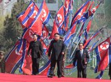 Kim Jong-Un a efectuat o vizită secretă în apropiere de graniţa inter-coreeană