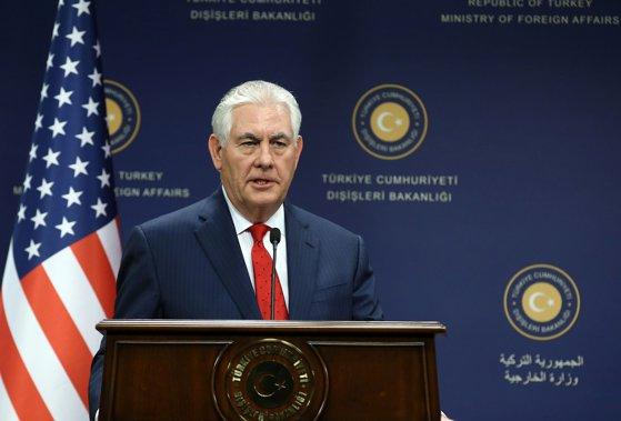 Imaginea articolului Rex Tillerson: Pakistanul trebuie să îşi schimbe abordarea cu privire la terorism