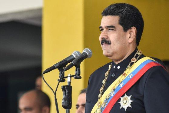 Imaginea articolului Nicolas Maduro: Relaţiile dintre Venezuela şi SUA sunt în cel mai rău moment