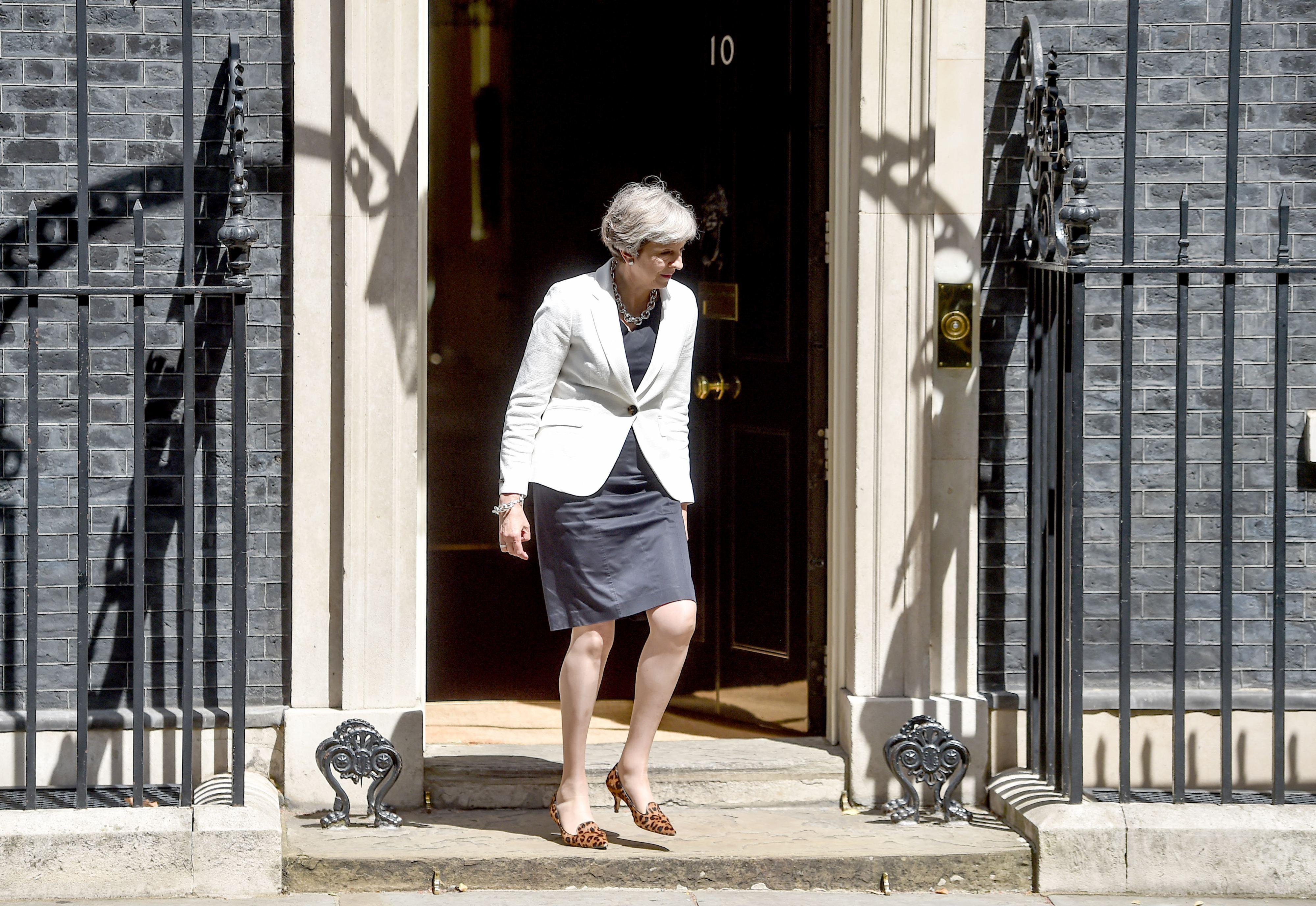 Theresa May vizitează Canada pentru discuţii privind comerţul post-Brexit