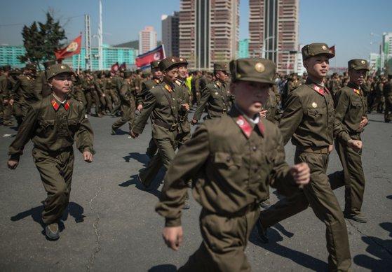 Imaginea articolului Suspiciuni de efectuare a unui nou test nuclear în Coreea de Nord. Un cutremur s-a produs în zona poligonului Punggye-Ri