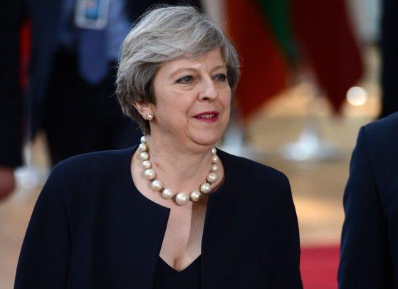 """Imaginea articolului Germania denunţă discursul """"dezolant"""" al Theresei May şi cere Marii Britanii clarificări privind Brexit"""