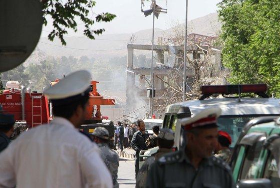 Imaginea articolului Cel puţin cinci răniţi după un atac care a vizat un convoi NATO, în capitala Afganistanului