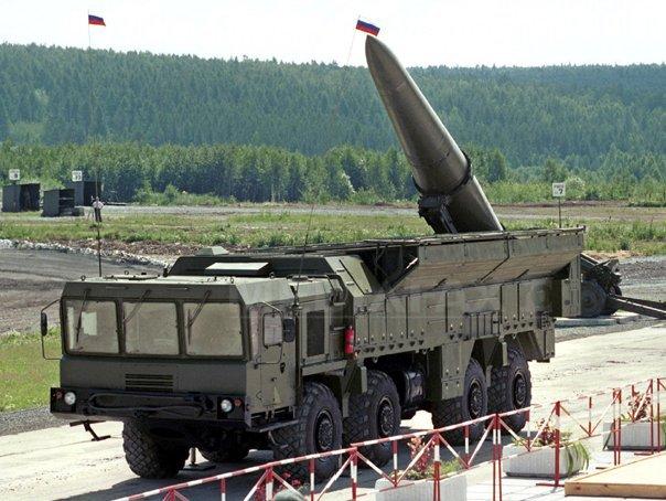 Rusia ar putea suplimenta sistemele de rachete Iskander în Kaliningrad, ca reacţie la consolidarea trupelor americane în Polonia