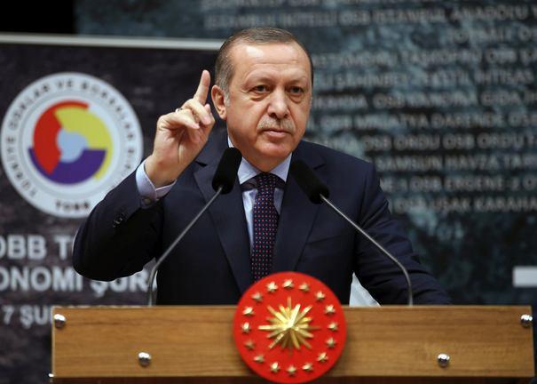 Erdogan cere Statelor Unite să nu `sacrifice parteneriatul cu Turcia` din cauza ambasadorului american