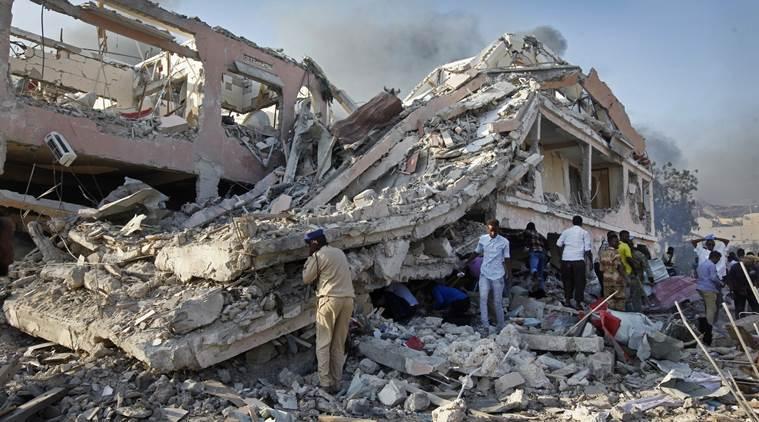 Bilanţul masacrului din Mogadishu a ajuns la 276 morţi şi peste 300 de răniţi