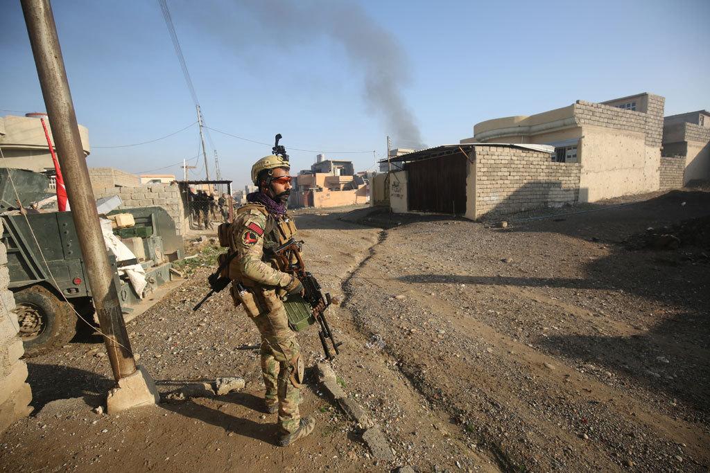 Armata irakiană a preluat controlul asupra oraşului kurd Kirkuk