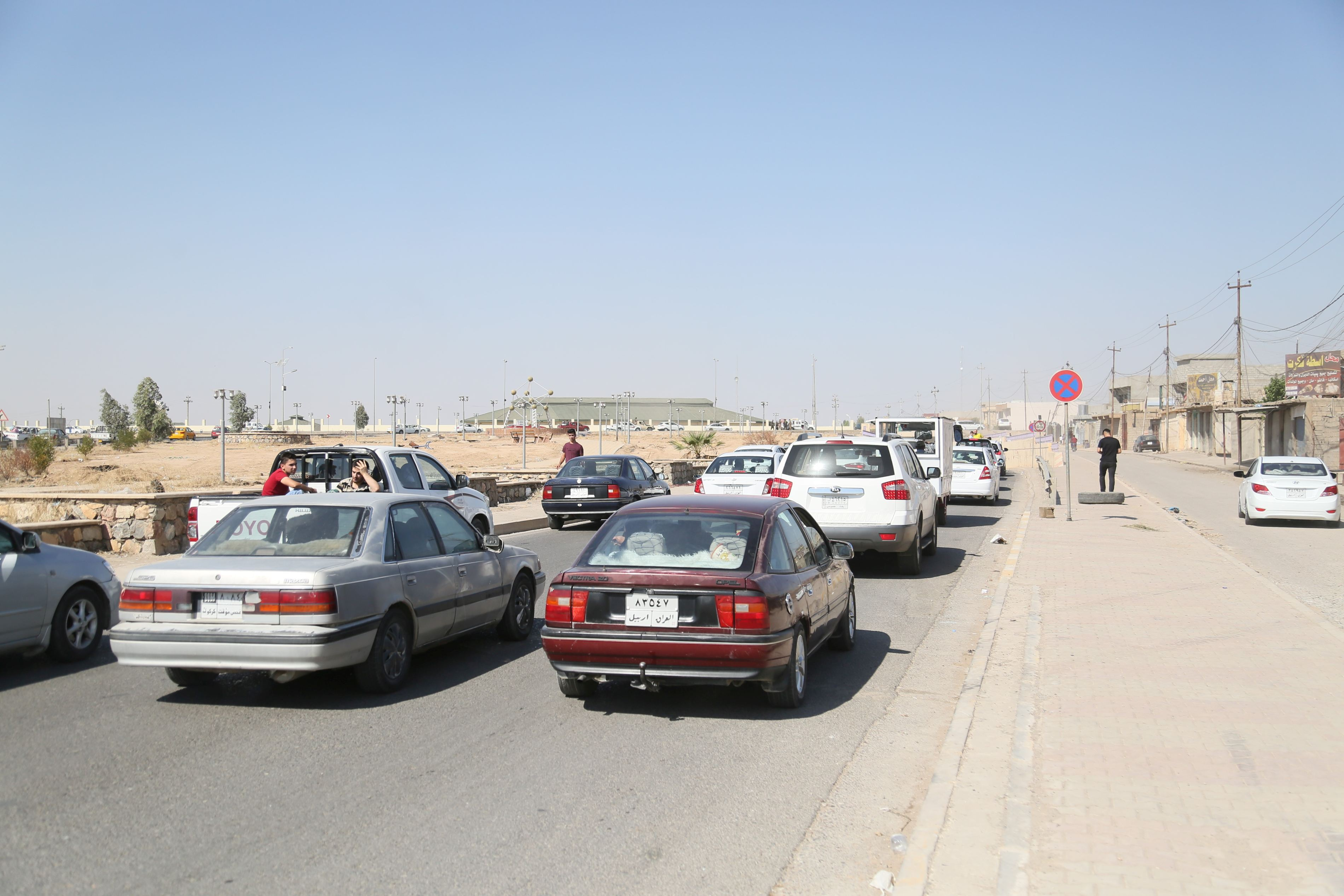 Armata irakiană deţine `controlul complet` asupra oraşului Kirkuk
