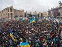 Imaginea articolului Ciocniri violente între mai mulţi demonstranţi şi poliţie, în cadrul unui protest în Kiev