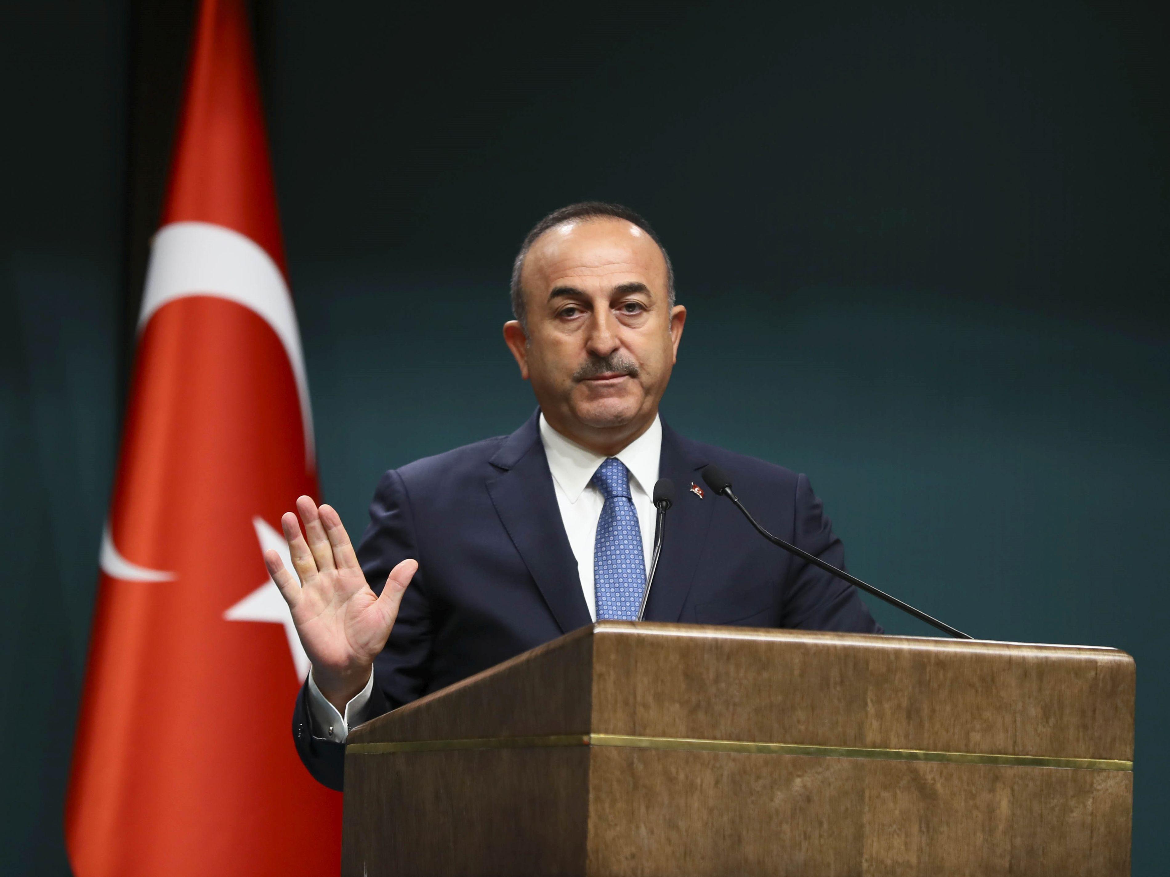 Ministrul turc de Externe: Ankara nu se va supune Statelor Unite pentru rezolvarea crizei diplomatice