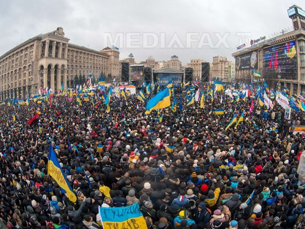 Rusia speră ca Ucraina să nu utilizeze protestele din Kiev pentru escaladarea conflictului din Donbass