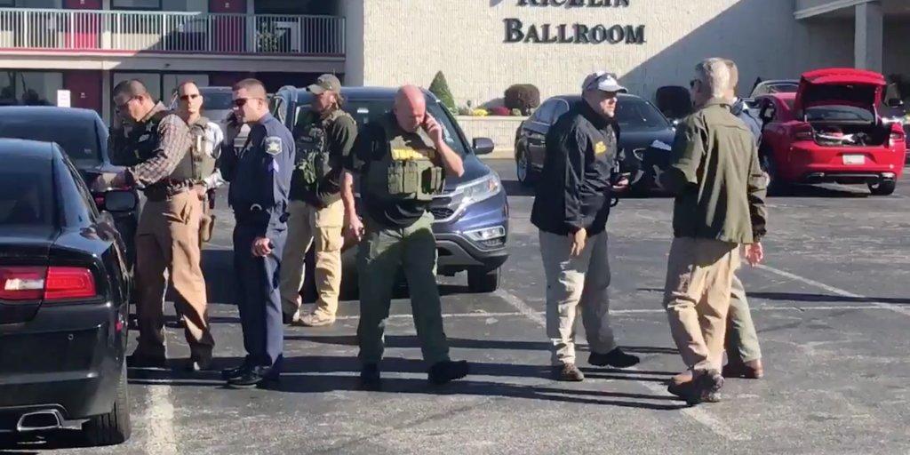 Suspectul din cadrul atacului armat din Maryland a fost arestat - oficiali